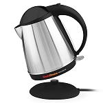 Chef's Choice 1.75 qt Cordless Electric Kettle - Black
