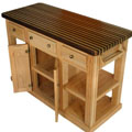 Bradley Brand Furniture Kitchen Carts