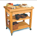 Catskill Craftsmen Kitchen Carts