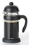 BonJour 8-cup Hugo French Press - Black