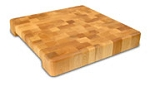 Catskill Craftsmen Small Contemporary End Grain Chopping Block