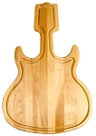 Catskill Craftsmen Guitar Cutting Board