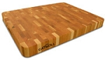 "Catskill Craftsmen 19"" Rectangular End Grain Chopping Block"