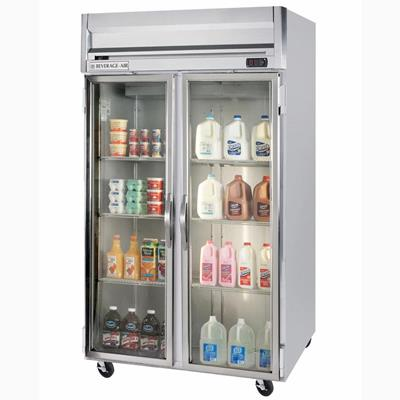 Beverage Air HF2-1G-LED Horizon Series Freezer