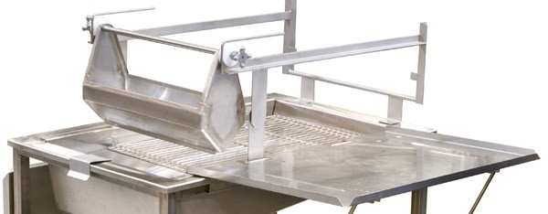 Belshaw Adamatic HG18EZ-1002 - Drain Tray for HG18 / HG18EZ