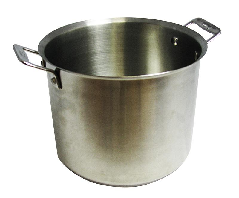 Bon Chef (60003) - 7 Qt Stainless Steel Cucina Stock Pot