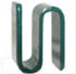 Evoo (EGS-HOOK) Green Hook for Shelving