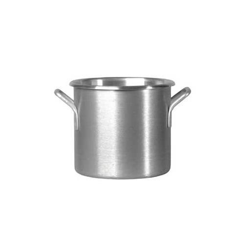 "Vollrath 4303 Stock Pot, 12 Qt. 10"" dia., 9"" Deep, 3004 Aluminum Alloy,w/o Cover"