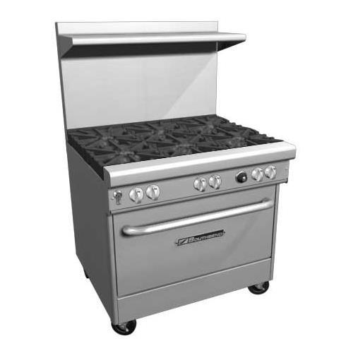 Southbend 4363A-2CR Ultimate Restaurant Range