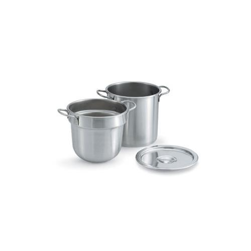 Vollrath 77023 Double Boiler Inset, Stainless, for 77020 Double Boiler, USA Made