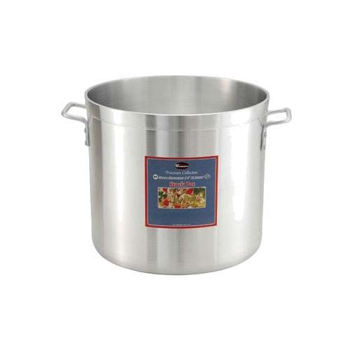 Winco ALHP-20 Precision Stock Pot, 20 Quart without Cover, Standard Heavy Weight