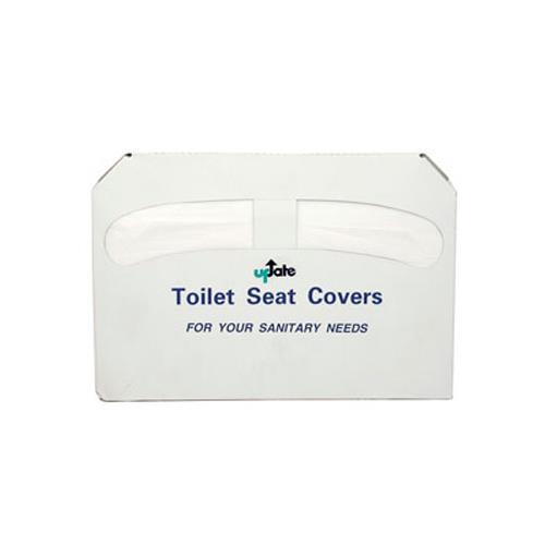 Update International SCD-PPR Paper Toilet Seat Covers (Box of 250)