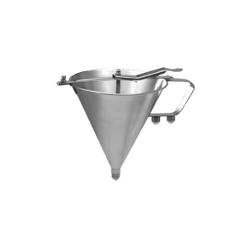 "Winco SF-7 Confectionery Funnel, 1.6 Liter, 7-1/2"" dia. X 8-1/4""H"