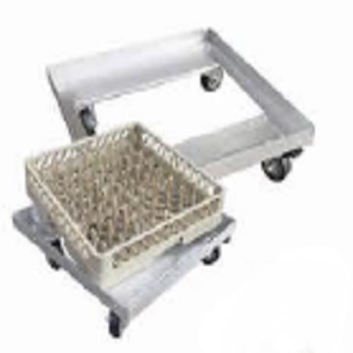 Evoo (EJSGR-SRD) Heavy Duty Stainless Steel Rack Dolly