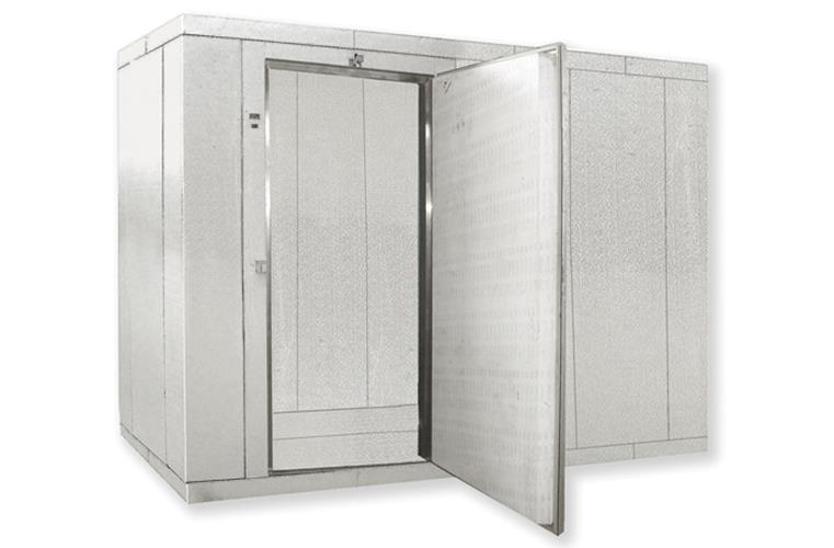 Leader Walk-In Box Cooler 10x10x7.6