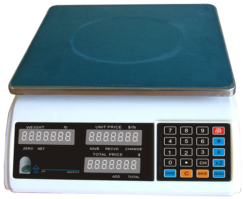 Evoo (EES-60) 60 Pound Digital Scale