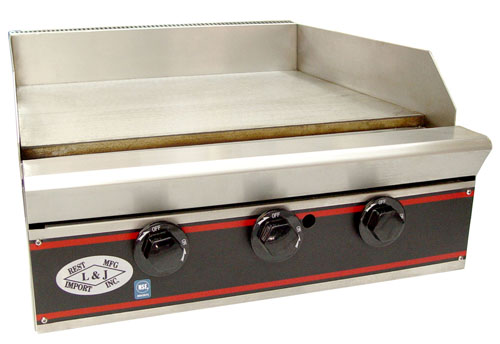 Evoo (EJS-1218) Countertop Gas Griddle - 12