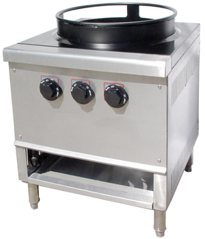 Evoo (EOWST-018-3R) Single Burner with 16