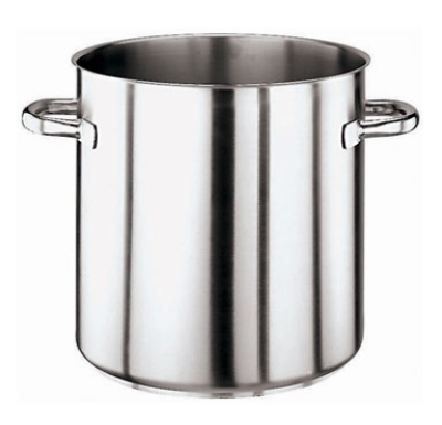 Paderno (11001-50) 103.5 qt Stainless Steel Stock Pot w/ Dual Handle