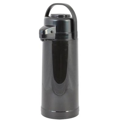 Thunder Group APPG025-  2.5 L Glass Lined Plastic Airpot w/ Push Button