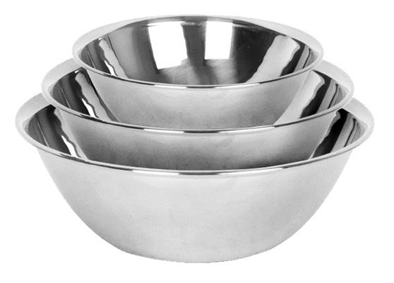 Thunder Group SLMB001-  3/4 qt Stainless Steel Mixing Bowl
