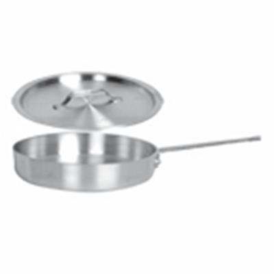 Thunder Group SLSAP070-  7 QT Stainless Steel Saute Pan