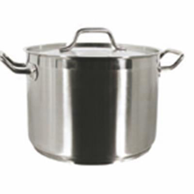 Thunder Group SLSPS008-  8 qt Stainless Steel Stock Pot