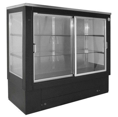 Universal Coolers BD54SC - Bakery Display Case - 54