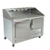 Universal Coolers MDR-4 - Refrigerated Pizza Dough Retarder Table - Marble Top - 48