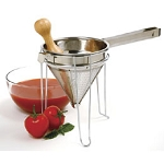 NORPRO Chinois Food Mill W/Wooden Pusher