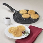 Nordic Ware Christmas Morning Pancake Pan