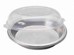 "Nordic Ware 10"" HI Domed Pie Pan W/Lid"