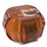 Nordic Ware Bundt Pumpkin Pan Set