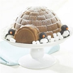 Nordic Ware Igloo Bundt Cake Pan