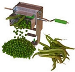 Palmer Wholesale Pea Sheller