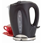 Palmer Wholesale Cordless Electric Kettle - Black