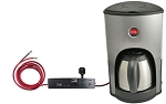 Power Hunt 10 Cup Coffee Maker Starter Kit
