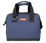 Sachi Blue Mens Insulated Lunch Bag