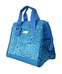 Sachi Water drops Insulated Lunch Bag