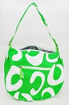Sachi Hobo-Green Insulated Lunch Bag