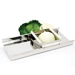 The Sausage Maker Stainless Steel Cabbage Slicer/Shredder