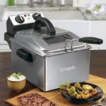 Waring Professional Deep Fryer - Brushed Stainless
