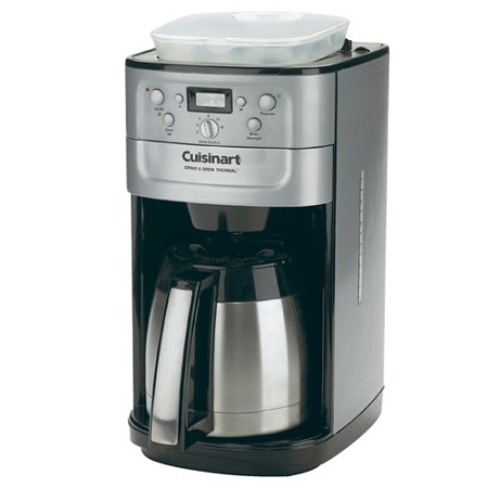 Cuisinart Burr Grind & Brew 12cup Auto Coffee Maker