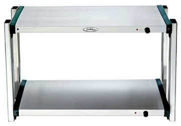 BroilKing Multi-Level Warming Tray - Stainless Steel