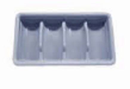 Evoo (EJSGR-4B) 4 Compartment Cutlery Box