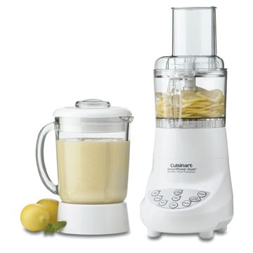 Cusinart SmartPower Duet Blender Food Processor