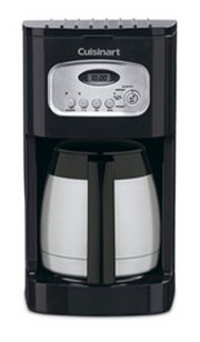 Cuisinart 10-Cup Thermal Programmable Coffee Maker - Black