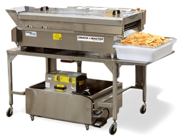 "Belshaw Adamatic Snack Master - 81"" Snack Food Frying System"