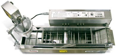 "Belshaw Adamatic Mark 5 - 21"" Donut Robot Electric Automatic Fryer"
