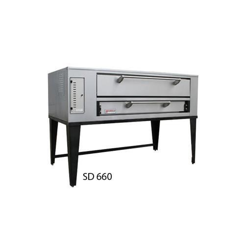 Marsal and Sons SD-660 Marsal Pizza Deck Oven
